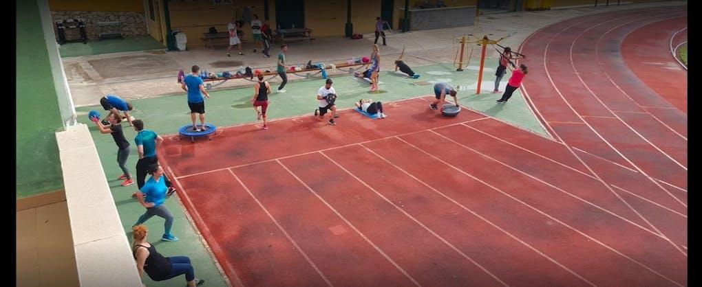 Gimnasio Polideportivo Arroyo de la Miel
